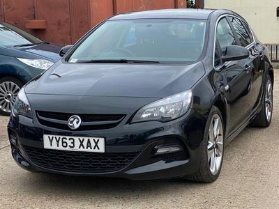 used Vauxhall Astra 1.4T 16v Limited Edition 5dr