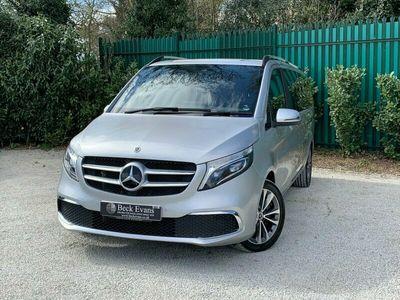 used Mercedes V220 V-CLASS 2.0D SPORT XL 5d 161 BHP