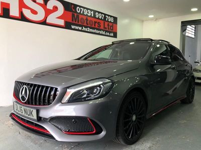 used Mercedes A250 A Class 2.0AMG (Premium) (s/s) 5dr