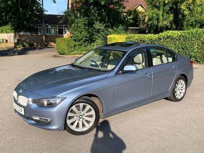 used BMW 330 3 SERIES 3.0 D MODERN 4d 255 BHP Full History Sunroo