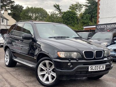 used BMW X5 2.9 d Sport 5dr