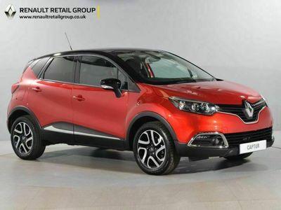 used Renault Captur 0.9 TCE 90 Signature X Nav 5dr