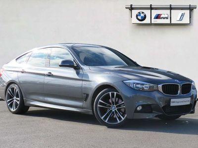 used BMW 330 Gran Turismo d M Sport