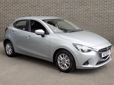 used Mazda 2 1.5 75 SE+ 5dr Hatchback