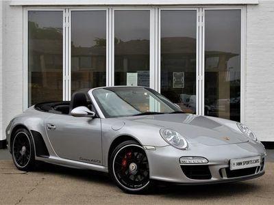 used Porsche 911 Carrera 4 Cabriolet 911 3.8 997 GTS PDK AWD 2dr