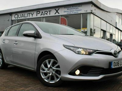 used Toyota Auris 1.2 VVT-i Icon (s/s) 5dr