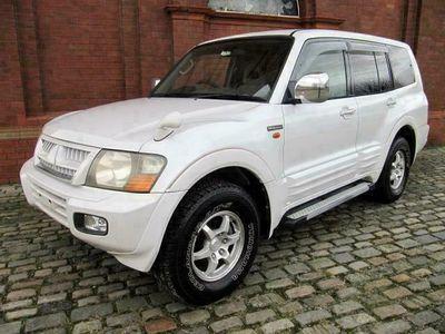 used Mitsubishi Pajero -