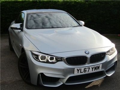 used BMW M4 M42dr DCT Coupe 2018