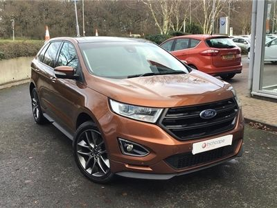 used Ford Edge Diesel Estate 2.0 TDCi 210 Sport [Lux Pack] 5dr Powershift