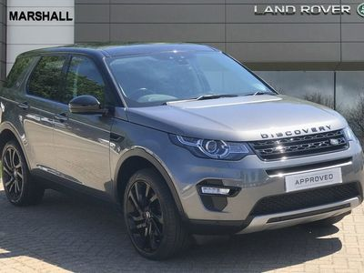 used Land Rover Discovery Sport 2.2 SD4 HSE Luxury 5dr Auto