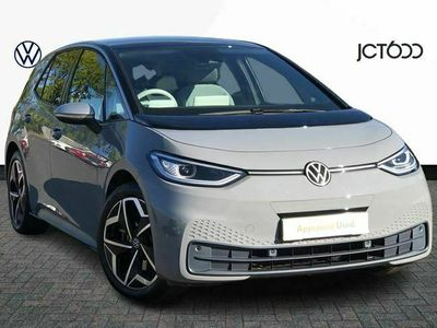 used VW ID3 1st Edition Pro Power 204PS 1-speed automatic 5 Door hatchback special edition