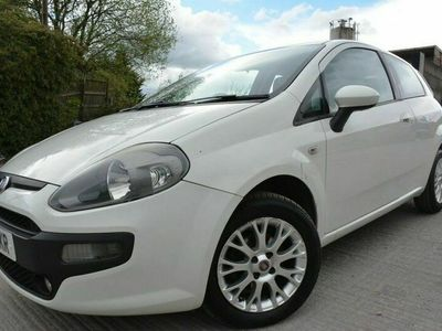 used Fiat Punto Evo 1.2 MYLIFE 3d 68 BHP LOW MILEAGE*FEBRUARY MOT*ALLOYS*