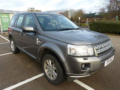 used Land Rover Freelander 2 2.2 SD4 XS Station Wagon 5dr