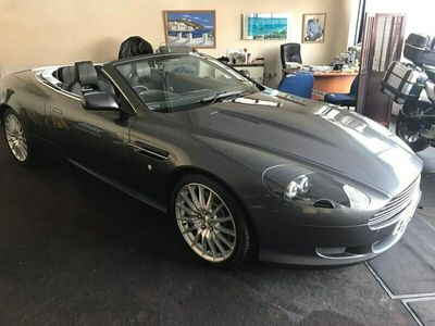 used Aston Martin DB9 V12 2dr Volante Touchtronic Auto This is a fantastic opportunity to own a AstonMartin with such low mileage