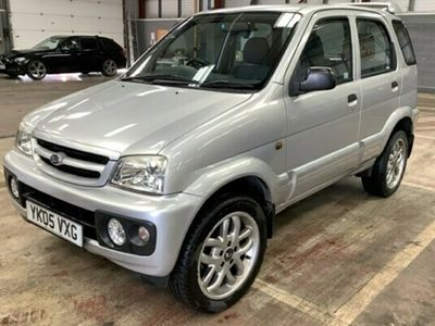 used Daihatsu Terios 1.3 Sport 5dr Auto Priced to Sell   Nationwide delivery