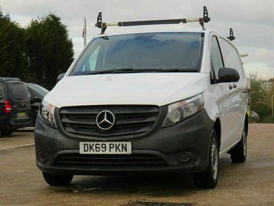 used Mercedes Vito 114CDI Pure Van