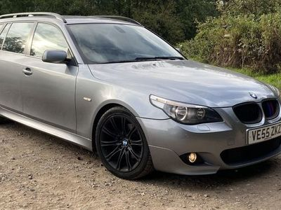 used BMW 523 5 Series 2.5 i Sport Touring 5dr