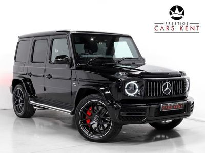 used Mercedes G63 AMG G Class5dr 9G-Tronic 4.0