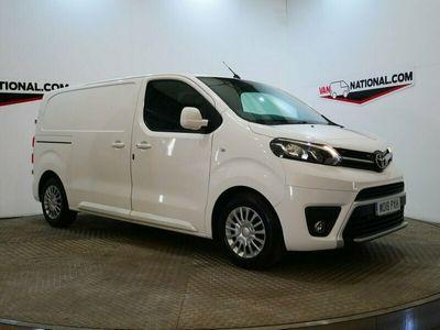used Toyota Verso Proace1.6 L1 COMFORT 115 BHP MWB * EURO 6 * AIR CON * TWIN DOORS *