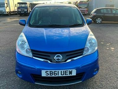 used Nissan Note Hatchback 1.6 N-Tec 5d Auto