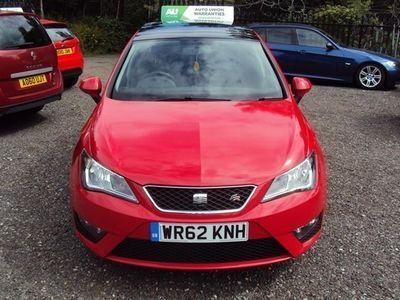 used Seat Ibiza FR 1.6 TDI CR FR Hatchback 5d