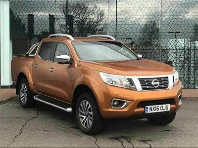 used Nissan Navara 2.3 dCi Tekna Double Cab Pickup 4WD EU5 4dr