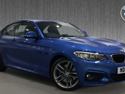 used BMW 228 i M Sport Coupe