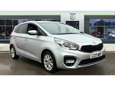 used Kia Carens 1.7 CRDi ISG [139] 2 5dr DCT Diesel Estate