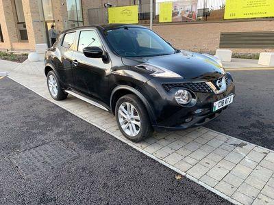 used Nissan Juke 1.5 dCi 8v Acenta Premium (s/s) 5dr