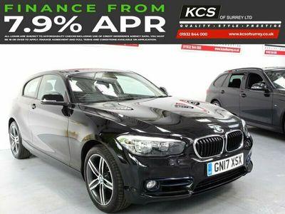 used BMW 120 1 SERIES 2.0 I SPORT 3d 181 BHP SAT NAV - BLUETOOTH - DAB