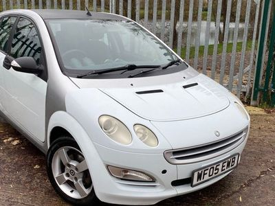 used Smart ForFour 1.5 Pulse 5dr