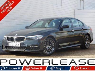used BMW 520 5 SERIES 2.0 D M SPORT 4d 188 BHP