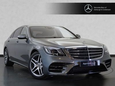 used Mercedes S560 S-Classe L AMG Line Executive 3.0 4dr