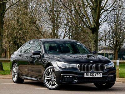 used BMW 740L 7 Series i M Sport 4dr Auto
