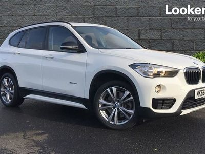 used BMW X1 Xdrive 20I Sport 5Dr Step Auto 2.0