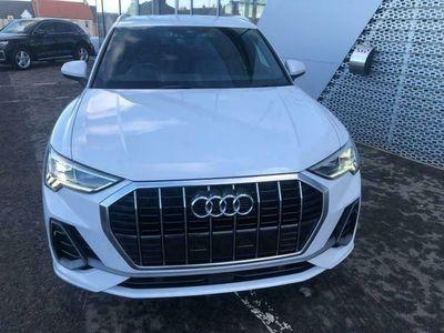 used Audi Q3 1.5 TFSI CoD 35 S line (s/s) 5dr Estate