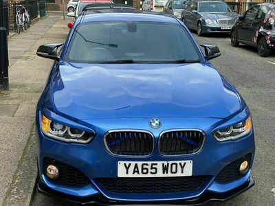 used BMW 120 1 Series 2.0 d M Sport Auto xDrive (s/s) 5dr