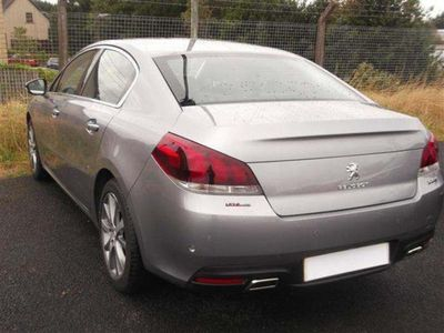 used Peugeot 508 2.0 BlueHDi GT Line (s/s) 4dr