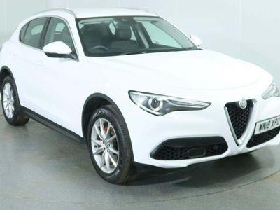 used Alfa Romeo Stelvio 2.0T Speciale Auto Q4 AWD (s/s) 5dr