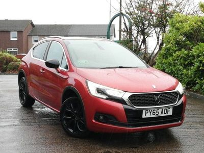 used DS Automobiles DS4 Crossback 1.6 BlueHDi 5dr