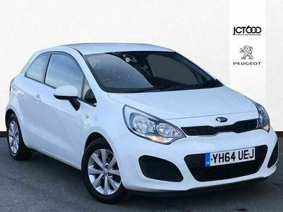 used Kia Rio 1.25 VR7 3dr hatchback special editions