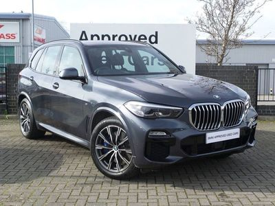 used BMW X5 2019 Beddington xDrive30d M Sport 5dr Auto