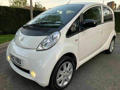 used Peugeot iON CVT 5dr