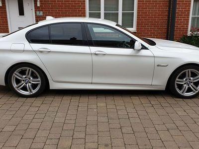 used BMW 520 5 Series 2.0 d BluePerformance M Sport 4dr
