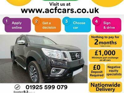 used Nissan Navara DCI TEKNA 4X4 SHR DCB - CAR FINANCE FR £305 PCM