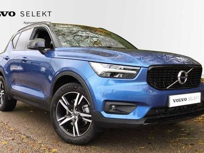 used Volvo XC40 T4 AWD R-Design Automatic (Demonstrator - Navigation - T4 Petrol) 2.0 5dr