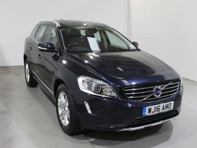 used Volvo XC60 D5 [220] Se Lux Nav 5Dr Awd Geartronic