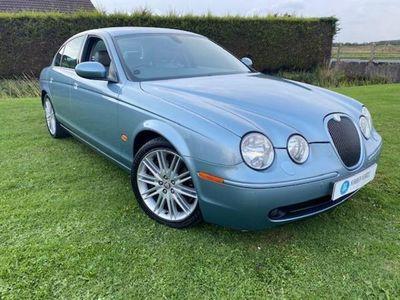 used Jaguar S-Type 2.7d V6 Sport 4dr Auto