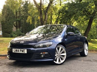 used VW Scirocco 2.0 TSI R-Line 3dr