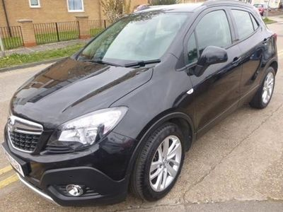used Vauxhall Mokka Estate 1.4T Exclusiv 5d